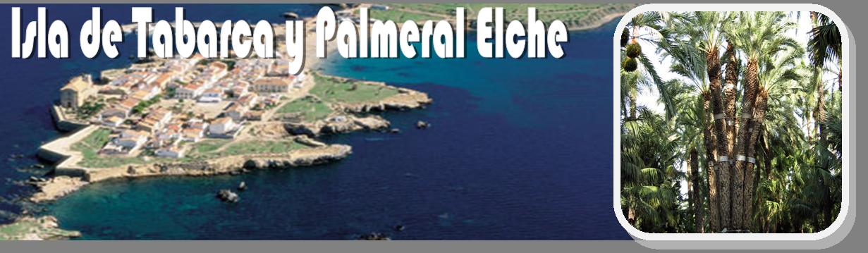 Isla de Tabarca y Palmeral de Elche – ArcoTur