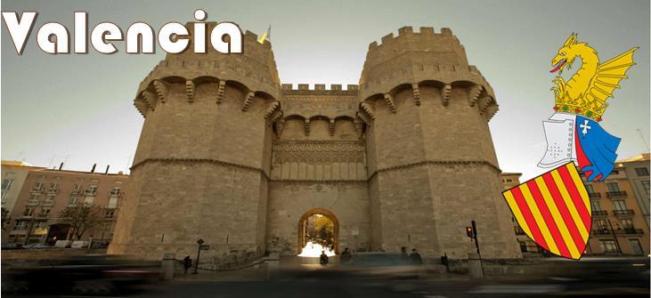 Valencia casco antiguo – ArcoTur