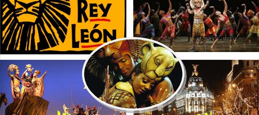 MUSICAL EL REY LEON ARCOTUR