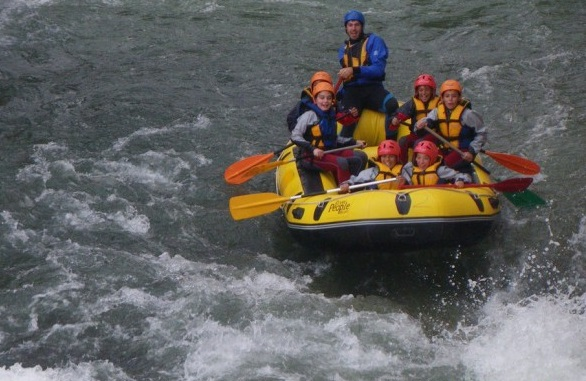 Rafting Arcotur
