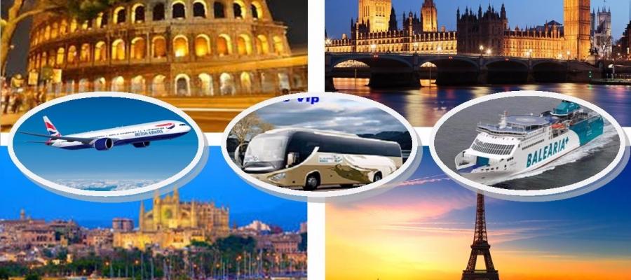 Viajes internacionales Estudiantes Arcotur