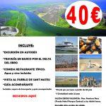 Excursión al Delta del Ebro y a Sant Mateu